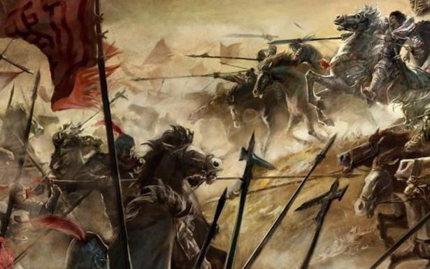 井陘の戦い(せいけいの戦い)|韓信の勝因と趙軍の敗因