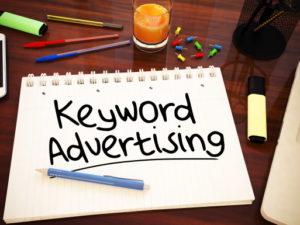 リスティング広告,PPC広告,キーワード