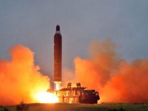 北朝鮮 ICBMミサイル PAC3 パトリオット:地上配備型迎撃ミサイル